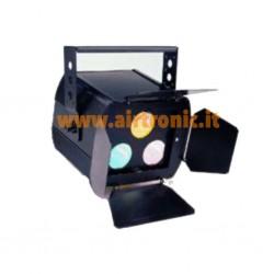 Effetto luce DMX RGB colour Wash - 1