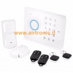 Kit antifurto Wireless con GSM