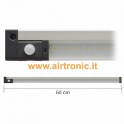Barra LED 50cm con sensore PIR