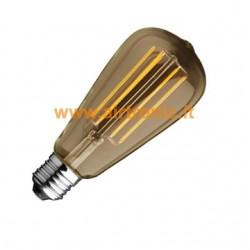 Bulbo Edison Filamento LED