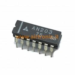 AN203 Circuito integrato