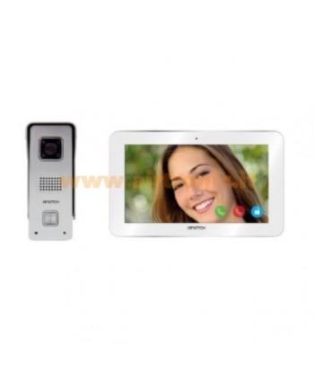 Kit videocitofono IP Wi-Fi...