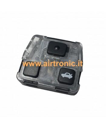 Gommino di ricambio con supporto scheda telecomando toyota - 1
