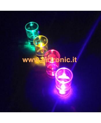 Bicchieri Lampeggianti SET...