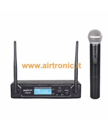 RADIOMICROFONO A GELATO VHF...
