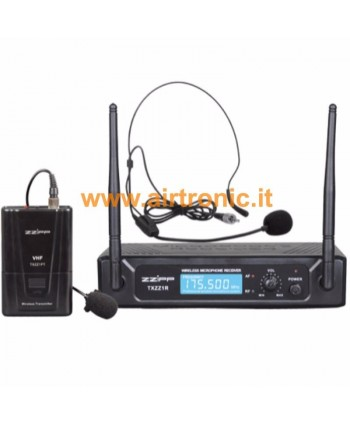 Radiomicrofono ZZIPP ad...