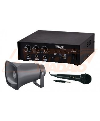 KIT AMPLIFICATORE MP3 30W...