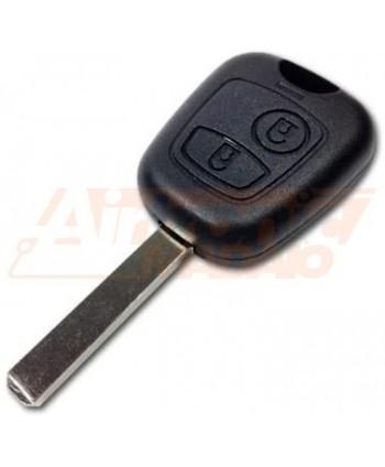 Cover per chiavi Peugeot e Citroen - 1