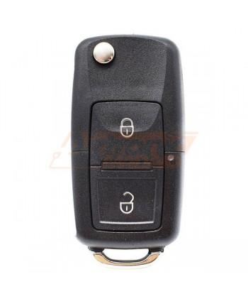 Cover per chiave VW SEAT SKODA 2 tasti - 1