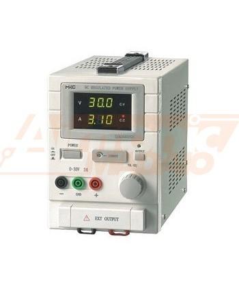 Alimentatore da banco 0-30V 5A - 1