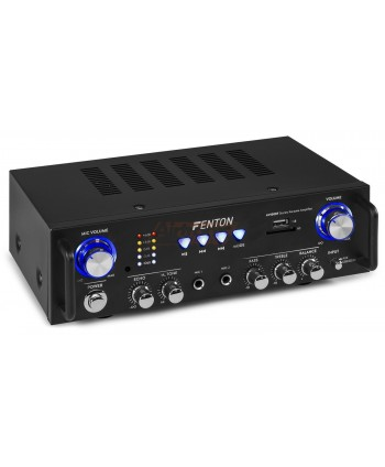 Amplificatore 2x50W con Bluetooth USB/SD/MP3 - 1