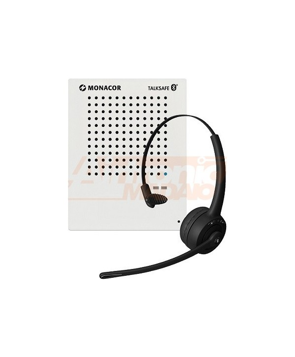 TALKSAFE-1  Interfono per sportelli con cuffia Bluetooth - 1