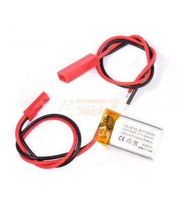 Batteria Li-Po 3,7V 85mA - 1