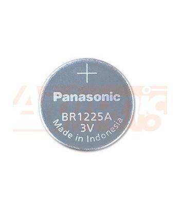 Batteria 3V al Litio 12,5x2,5mm - 1