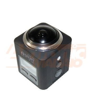 ACTION CAM SPORT ULTRA 360...