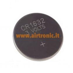 Batteria al Litio 3V - CR1632