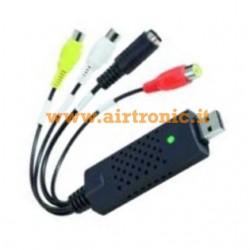 Convertitore A/V-USB